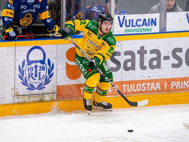 Viime kaudella Ilveksen Arttu Ruotsalainen pelasi lähes piste per peli -tahdilla, kun 44 ottelussa syntyi  43 pistettä.