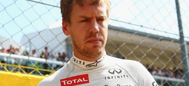 Sebastian Vettel on jäämässä Red Bullille.