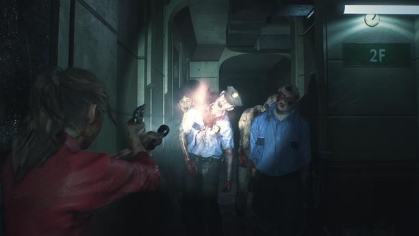 Pikkupyssyllä zombilaumojen kaataminen ei kovin helposti onnistu.
