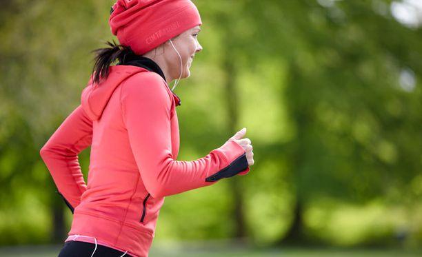 Liikunta tyhjällä vatsalla ei lisää rasvakudoksessa olevan rasvan palamista.