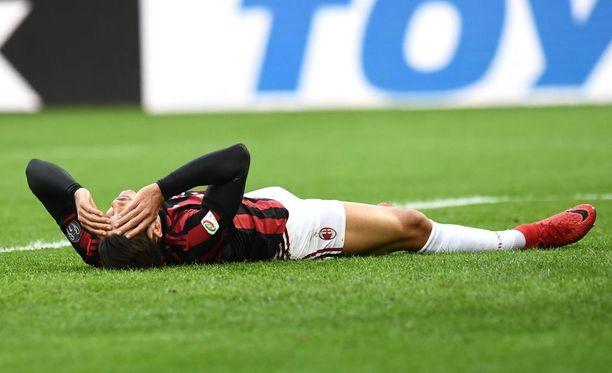 André Silvan kuiva jakso Serie A:ssa sai jatkoa Torinoa vastaan.