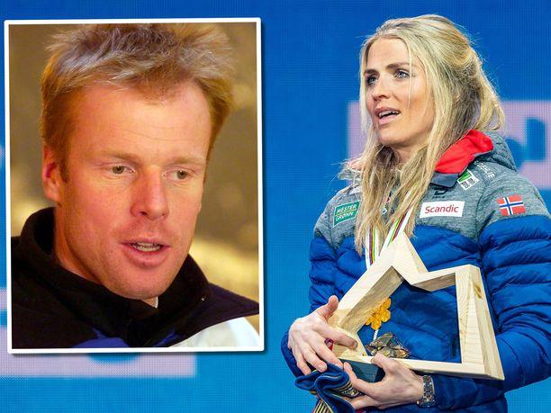 Björn Dählien mukaan Therese Johaug on harjoittelijana ja kilpailijana Norjan hiihtohistorian suurin ilmiö.
