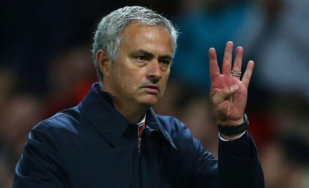 José Mourinhoa uhkaa rangaistus.
