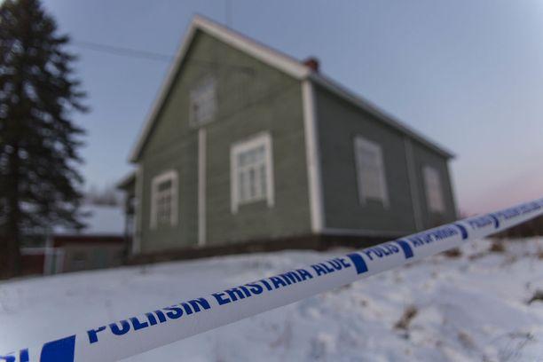 Henkirikokset tapahtuivat perheen omakotitalossa Haminan Pyhällössä viime marraskuussa.