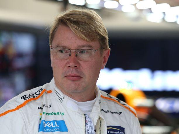 Mika Häkkinen tekee elokuun lopussa paluun kilparadoille.