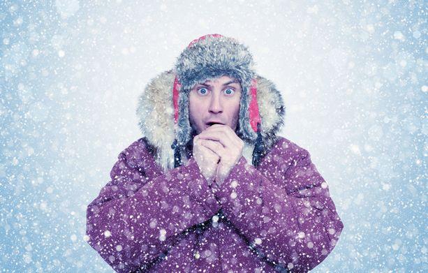 Kylmällä ilmalla on myös suotuisia terveysvaikutuksia.