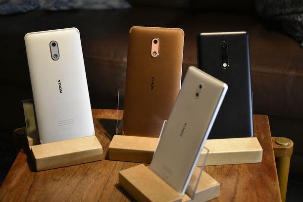 Uudet Nokia-älypuhelimet tuntuvat laadukkaammilta, mitä hinnasta voisi päätellä.