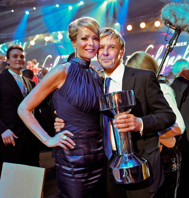 Matin ja Susanna Ruotsalaisen erosta ehti kulua vain muutama kuukausi, kun Matti jo tapasi Pian.