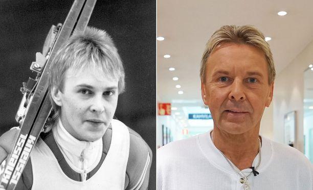 Matti Nykänen muisteli Lahden vuoden 1989 MM-kisojen skandaalinkäryisiä tapahtumia. Televisiota hän ei muista tuhonneensa.