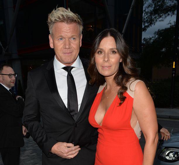 Gordon ja Tana Ramsayn liitto on kestänyt yli kaksikymmentä vuotta.
