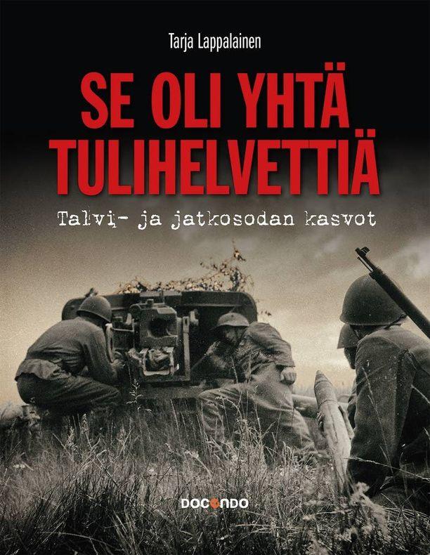 Tutkija Tarja Lappalaisen kirja julkaistiin torstaina.