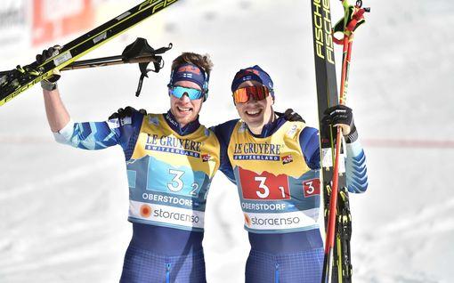"""Suomen MM-mitali oli maailmanmestarille jättiyllätys: """"Pääsivät tuurilla finaaliin"""""""
