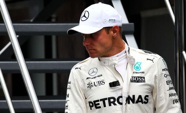 Valtteri Bottas sai lentävän lähdön GP-viikonlopulle.