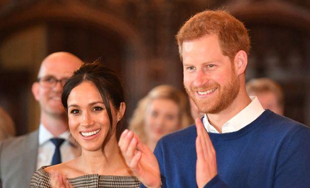 Meghan Markle ja prinssi Harry vihitään toukokuussa.