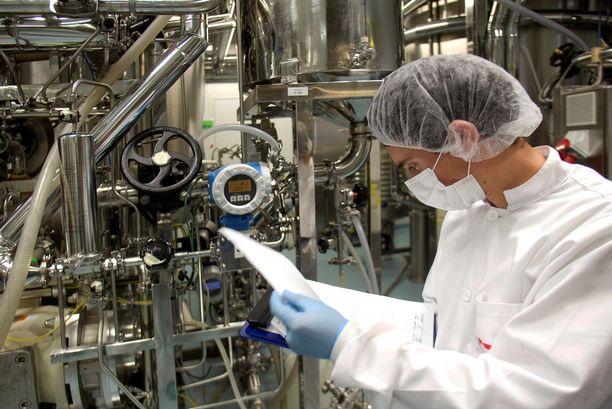 Novavaxin rokotetta on tarkoitus valmistaa myös Biofabrin tehtaassa Vigossa, Espanjassa.