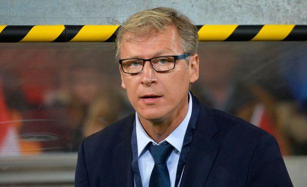 Markku Kanervan Huuhkajilta puuttuu 11 vakiokasvoa.