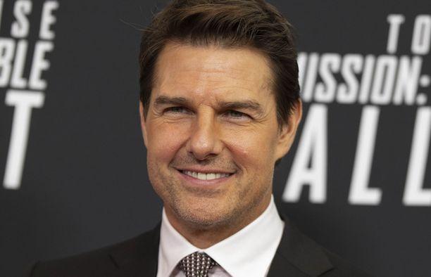 Tom Cruisen lompakossa ei taida yksi risteilyalus paljon painaa.