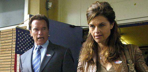 Schwarzeneggerin lehtolapsi on pysytellyt piilossa siitä asti, kun uutinen suhteesta taloudenhoitajaan paljastui.