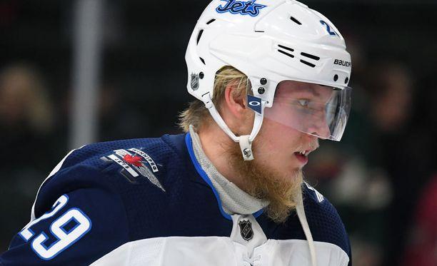 Patrik Laine kertoo unelmoineensa aina NHL:n maalikunikaan tittelistä.