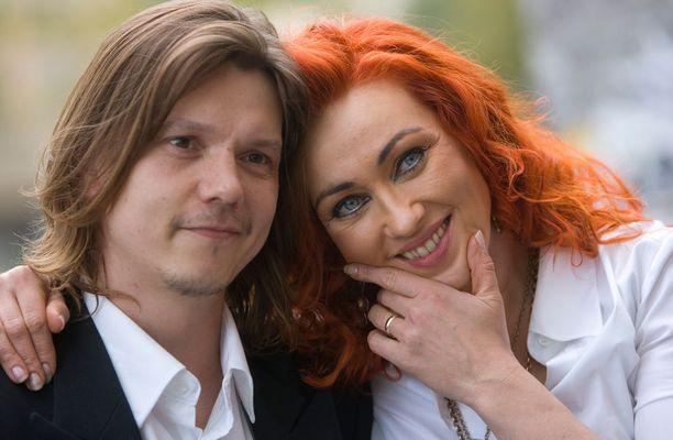 """Saija Varjus ja Petri """"Pete"""" Hämäläinen vuonna 2007."""