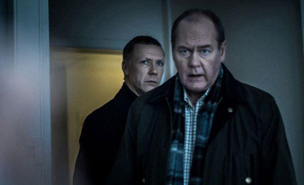 Tuttu kaksikko palaa tänään ohjelmistoon viidennen ja kuudennen kauden tv-elokuvin.