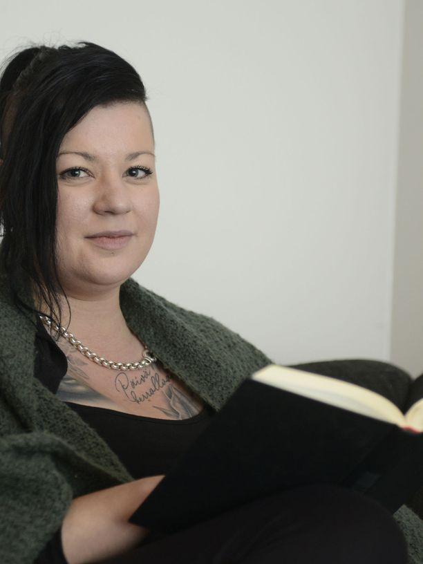 Viis vuotta sitten ennen aivoinfarktia Matilda tunsi itsensä umpiterveeksi nuoreksi naiseksi.
