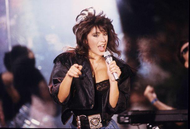 Sabrina vuonna 1987.