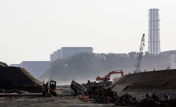 Fukushiman tuhoutuneessa ydinvoimalassa Japanissa mitattiin ennätyksellisiä säteilylukemia.