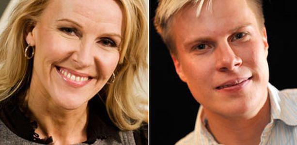 Heidi Luumi ja Antti Seppinen ovat vastakkain finaalissa.