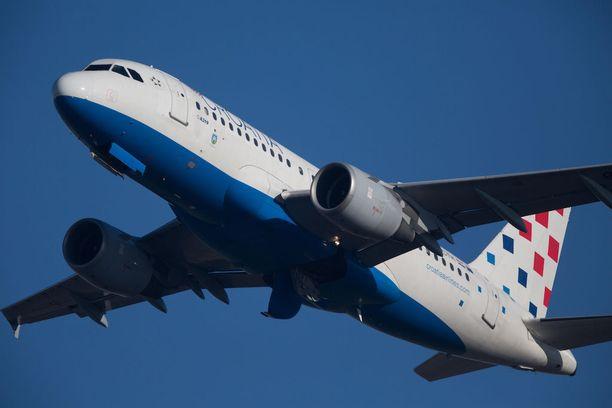 Croatia Airlines aloittaa suorat lennot Helsinki-Vantaalta Zagrebiin toukokuussa.