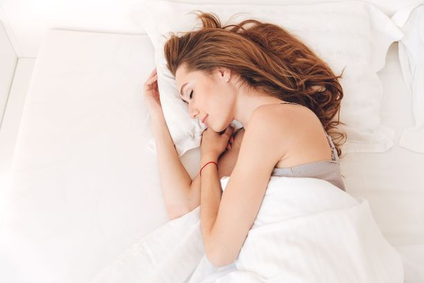 Unta voi houkutella monilla muillakin asioilla kuin ruoalla.