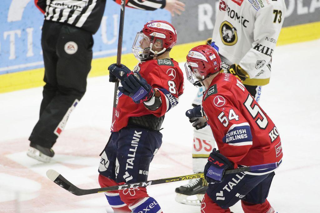 """Koronan kourista palannut HIFK näytti, että kunto kestää: """"Ei mitään ongelmaa"""""""