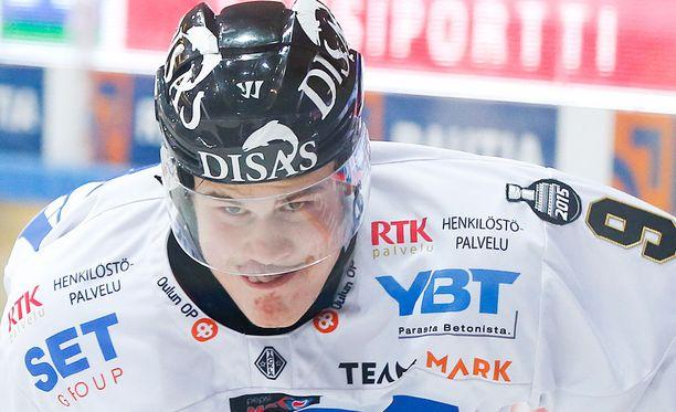 Jesse Puljujärvi ampui ottelun avausmaalin.