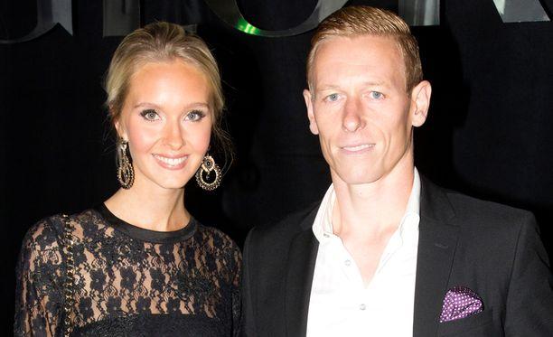 Metti ja Mikael Forssell vihittiin vuonna 2014.