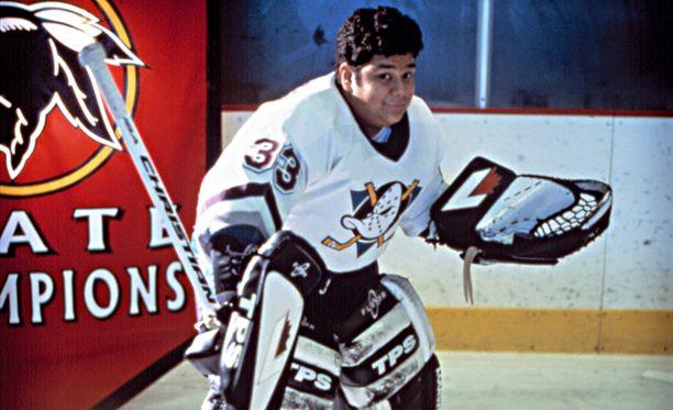 """Shaun Weiss muistetaan Mighty Ducks -elokuvan maalivahti """"Goldbergina""""."""