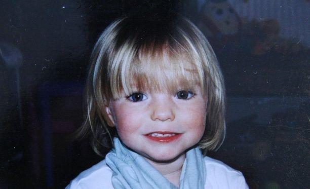 Kolmivuotias Madeleine katosi perheen loma-asunnosta, kun muu perhe oli syömässä läheisessä ravintolassa.