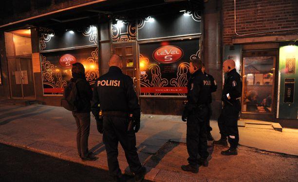 Poliisi järjesti vuonna 2013 rekonstruktion ammuskelusta, joka tapahtui Hyvinkäällä kolme vuotta sitten toukokuussa.