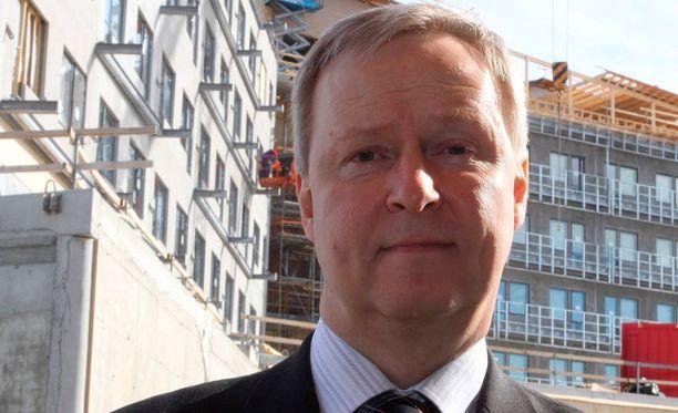 Aran ylijohtaja Hannu Rossilahti kaipaa lainsäädäntöön muutoksia.