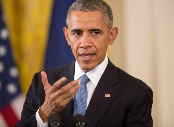 Obama sanoo, ettei Isis pysty voittamaan. Siksi järjestö pyrkii terrorisoimaan pelolla.
