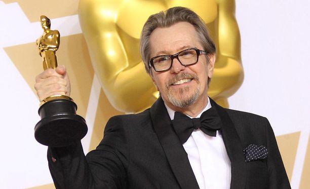 Oscar-voittaja Gary Oldman uskoo, että epävarmuuden tunteminen on loppujen lopuksi näyttelijälle hyvä asia.