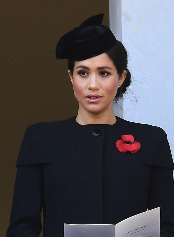 Herttuatar Meghan on menettänyt useita työntekijöitä.