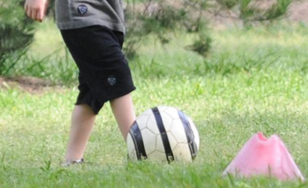 Kolmevuotiaan Korbinin videoista huokuu positiivisuus.