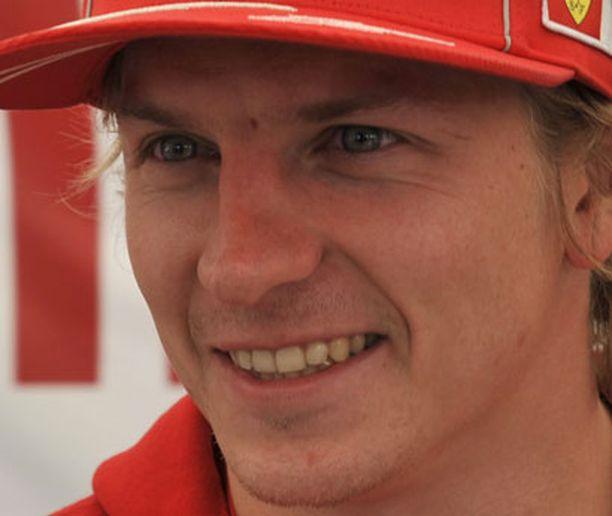 Kimi testasi Citroeniään ensi kerran viime viikolla Ranskassa.