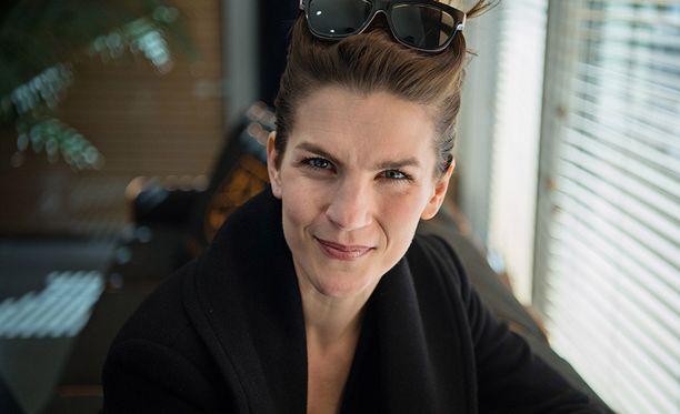 Maria Ylipää on myös musiikillisesti lahjakas. - Olen tehnyt paljon työtä musiikillisuuteni eteen, näyttelijä sanoo.