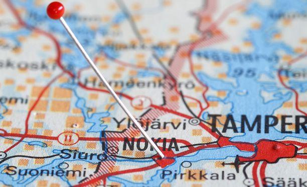 Poliisi tutkii seksuaalirikosta Nokialla.