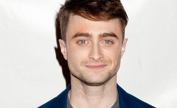 25-vuotias näyttelijä Daniel Radcliffe tunnetaan parhaiten Harry Potter -elokuvien pääroolistaan.