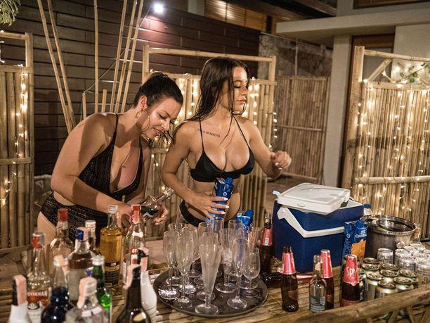 Alkoholia on aina piisannut Temptation Island Suomi -saarella – mutta rajumpi ikäraja seuraisi vasta laittomien päihteiden nauttimisesta.