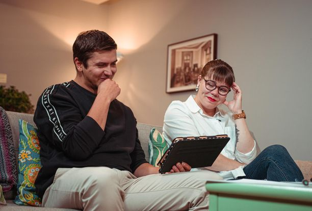 Emman ja Tuomaksen ongelmat ovat pahentuneet jaksosta toiseen.