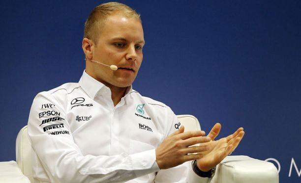Valtteri Bottas tähtää tasaisuuteen alkavalla F1-kaudella.