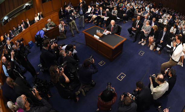 Yhdysvaltain senaatti on hyväksynyt muun muassa Venäjä-pakotteita koskevan lakipaketin. Kuvituskuva